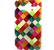 Color Diamond Pattern TPU Soft Case for Samsung Galaxy Core Prime G360/G3608