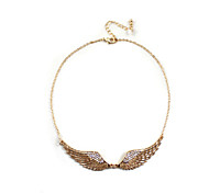 Shining Wings Short Necklace