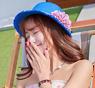 Fashion Summer Casual Unisex Beach Trilby Large Sun Hat