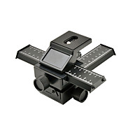 mengs® mcoplus плато панорамный 3D - 4 способ фокусировки макро железнодорожных слайдер / макро съемки для цифровой зеркальной фотокамеры