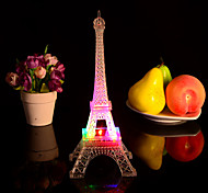 Creative Eiffel Tower Lamp Night Light for Wedding Birthday Valentine Gift