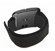 Velcro Wrist Band with Screw for GoPro Hero 3+/3/2/1