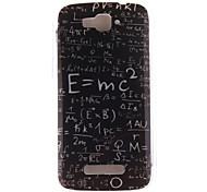 Projeto função fórmula TPU macio para Alcatel One Touch pop c7