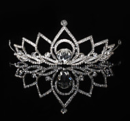 Women's Alloy Headpiece Tiaras 1 Piece