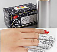 UV Gel Nail Polish Remover Foil Acrylic Nail Tips Nail Art