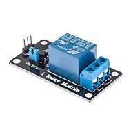 nuovo 1 canale isolato 5v accoppiamento modulo relè per pic arduino braccio avr dsp