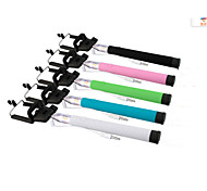The Latest Second-generation Bluetooth Self-rod for Mobile Phones Camera to Take Pictures (Assorted Colors)