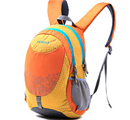 Hewolf Multifunctional Hiking Leisure Sports Traveling  backpack 18L 1718 Light Green/Orange