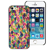 Blooming Flower Aluminum Hard Case for iPhone 4/4S