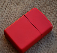 Exquisite Matte Red Kerosene Oil  Lighter