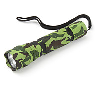 WF-501B Waterproof Cree XM-L T6 LED Flashlight (1000LM, 1x18650, Camouflage Color)