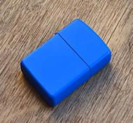 Exquisite Matte Blue Kerosene Lighter