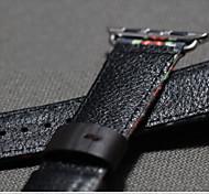 moda iWatch orologio mela cinturino orologio donna stile nazionale e uomo orologio unisex 42 millimetri
