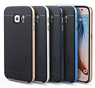 High Quality 2 in 1 Hybrid TPU+PC Hard Case for Samsung Galaxy S4/S5/S6/S6E/S6E PLUS/S7/S7E/S7E PLUS (Assorted Colors)