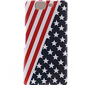 la bandera del diseño TPU cubierta suave americana para la carretera wiko