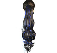 Fashion Girl Necessary Color Hair Tail Of A Horse