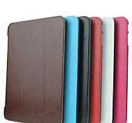 Solid Color Top Quality PU Leather Full Body Stand Case for Tablet T530 10.1 inch (Assorted Colors)