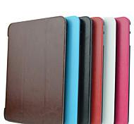 einfarbig hochwertigen PU-Leder Ganzkörper-Standplatzfall für Tablet T530 10,1 Zoll (verschiedene Farben)
