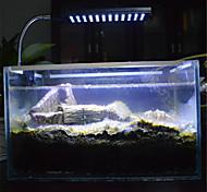 LED aquarium aquarium lamp Mini Aquarium  clip lamp bracket lamp JL-48 Touch sensitive colorSP000543 O gauge plug