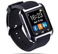 Bluetooth3.0 Smart Watch Pedometer Sleep Monitor Sync Call Message for Android Phone