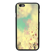 You Are The Best Thing Design Hard Case for iPhone 6 Plus