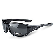 hommes »de lunettes de soleil polarisées wrap