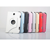 High Quality 360 Degree Rotating PU Leather Flip Stand Case Cover for Samsung Note 8.0 N5100