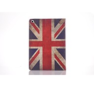UK National Flag PU Leather Full Body TPU Case with Card Holder for Ipad Air