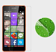 protector de pantalla de alta definición para microsoft Lumia 540