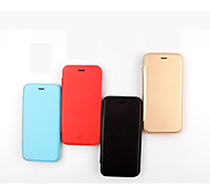 MOSHUO PU  Leather Rollover Holster  for iPhone 6