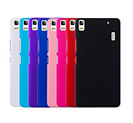 Pajiatu Mobile Phone Hard PC Back Cover Case Shell for Lenovo K3 Note K50-t5 (Assorted Colors)