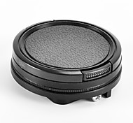 52mm cpl imperméables accessoires de cas kits pour GoPro Hero 4/3 +