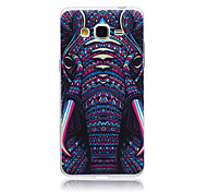 elephant pattern slim TPU Material Softphone für Samsung-Galaxie grand prime G530