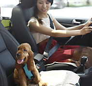 Adjustable Car Vehicle Pet Dog Seat Safety Belt Harness