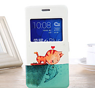 Cellphone Case Protection With Drawing Cartoon Shell for Huawei Honor 6Plus