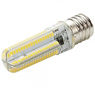 10W E17 LED a pannocchia T 152 SMD 3014 1000 lm Bianco caldo / Luce fredda Intensità regolabile AC 220-240 / AC 110-130 V 1 pezzo