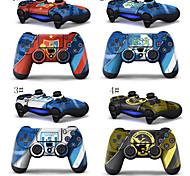 Designer Skin for Sony PlayStation 4 DualShock Wireless Controller(2 PCS)