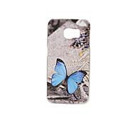 peint pc cas de téléphone pour Samsung Galaxy S6