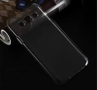 étui transparent téléphone pc pour samsung galaxy e5