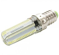 Dimmable E14 10W 152x3014SMD 1000LM 2800-3200K/6000-6500K Warm White/Cool White Light LED Corn Bulb (AC110V/AC220V)