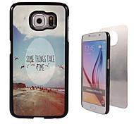 wat dunner tijd nemen ontwerp aluminium koffer voor Samsung Galaxy s6