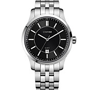 COMTEX men's steel watch quartz watch S6207G-3-2