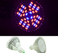 E27 25W 48Led Plant Grow Light 32Red and 16Blue SMD 5730 Bulbs Spotlight for Flowering Hydroponic System AC 110-220V