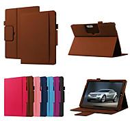 10,8-Zoll-Qualitäts-PU-Leder Tasche für Microsoft Surface 3 (verschiedene Farben)