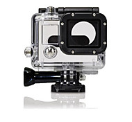 Accessories For GoPro,Protective Case Waterproof Housing Waterproof, For-Action Camera,Gopro Hero 3 PVC