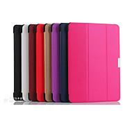basamento originale wake / sleep copertura della cassa del tablet Folio per Samsung Galaxy Tab come / t350 (colori assortiti)