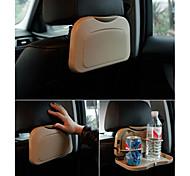 carro mesa de jantar bebida rack de copo dobradura titular 3color