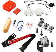 Gopro Accessories Mount / Protective Case / Monopod / Straps / Bags/Case / Screw / Buoy / Suction / Anti-Fog Inserts / Hand Grips For
