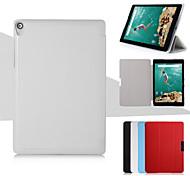 IVSO  Google Nexus 9 Case - Ultra-Lightweight Slim Smart Cover Case with Auto Sleep/Wake Function (White)