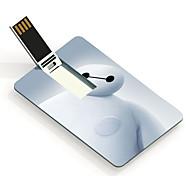 64gb baymax card design flash drive USB